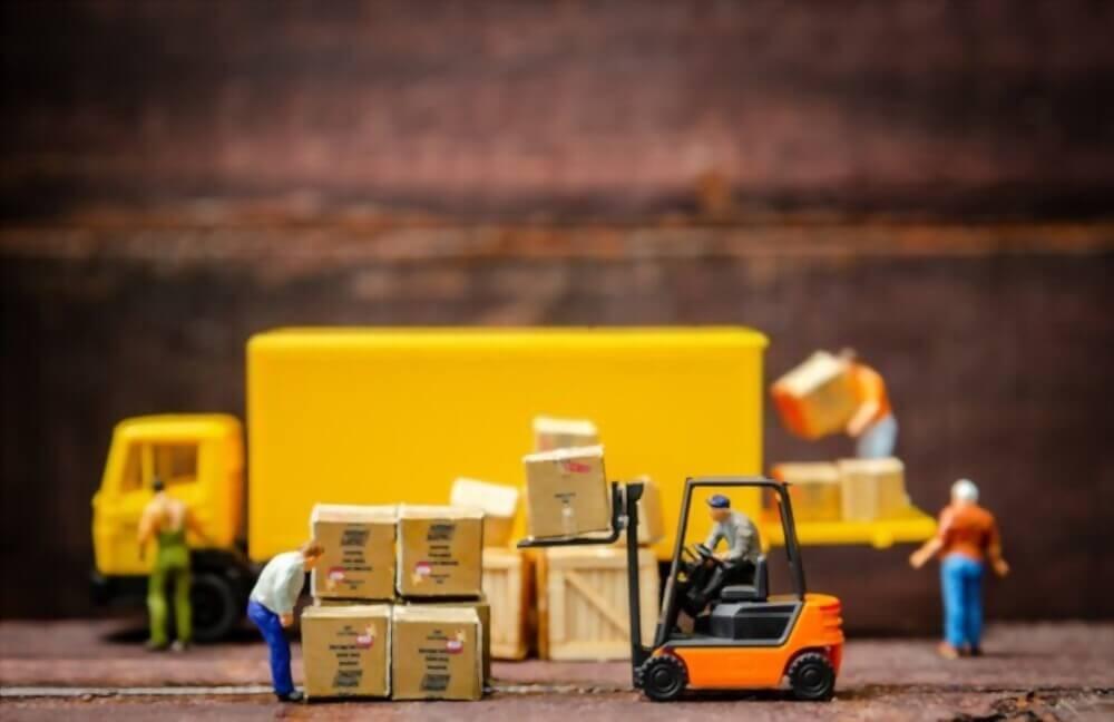 ارائه خدمات بسته بندی در باربری