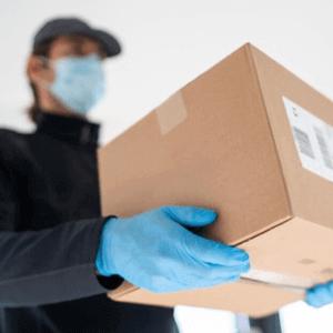 بسته بندی لوازم